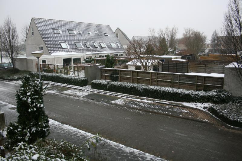Nasleep van de sneeuwellende in Assen (Foto: bondage)