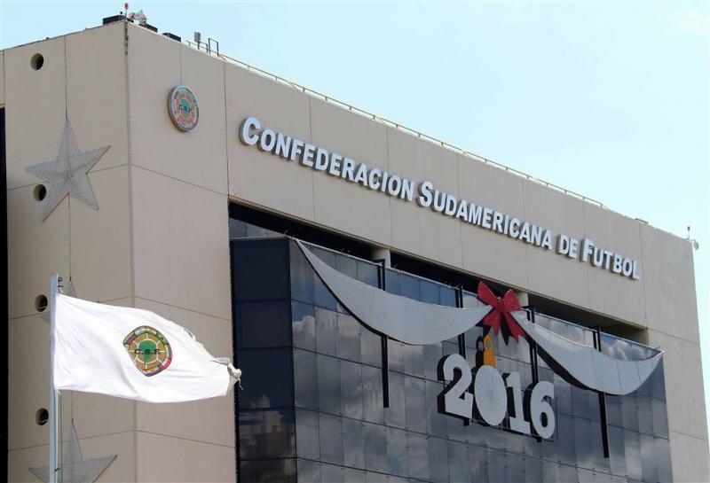 Inval in hoofdkantoor Conmebol
