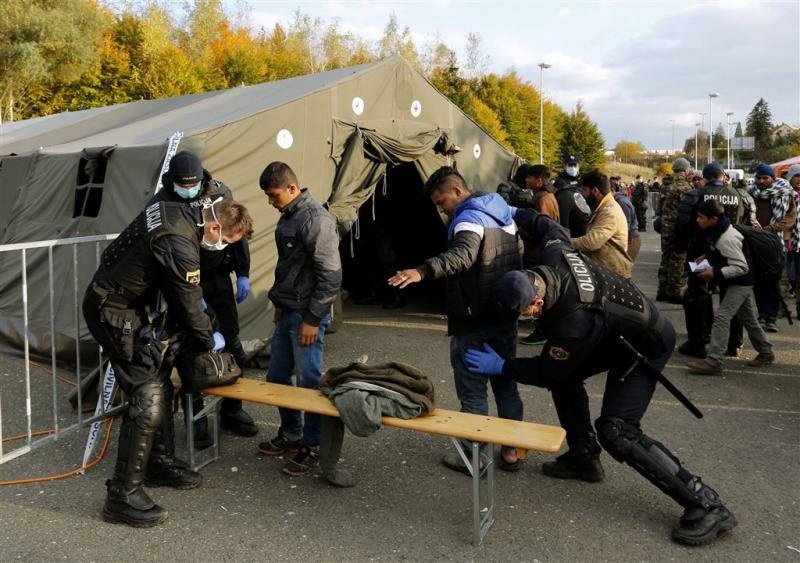 Slowakije weigert moslims op te nemen