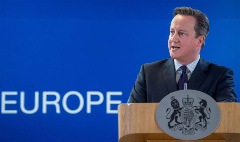 Peiling: Britten meest eurosceptisch