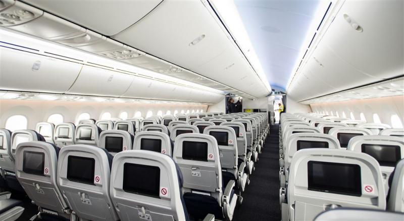 Boeing levert recordaantal toestellen