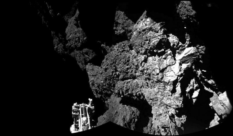Europa wil komeetlander wakkerschudden