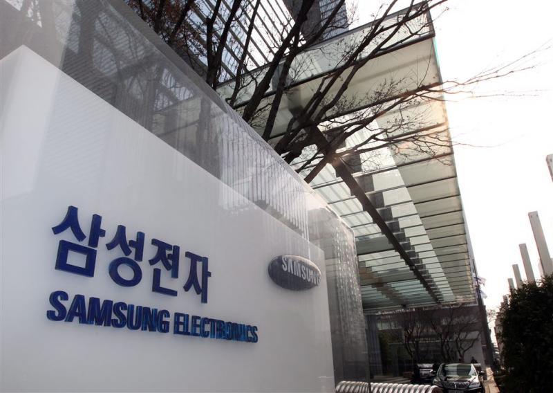 Samsung kampt met lastige smartphonemarkt