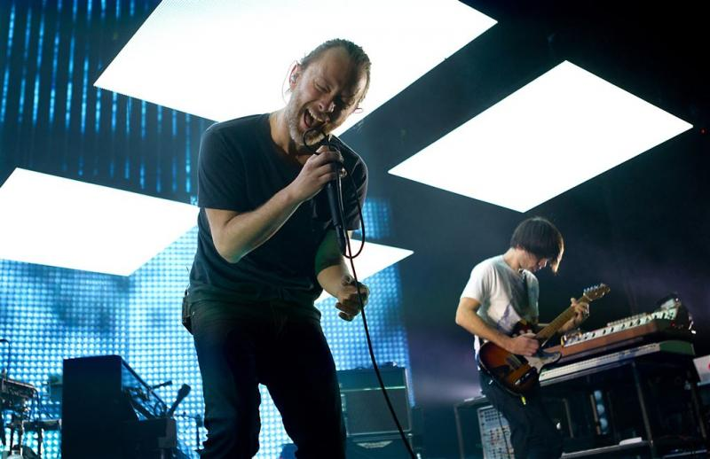 'Radiohead brengt snel nieuw album uit'