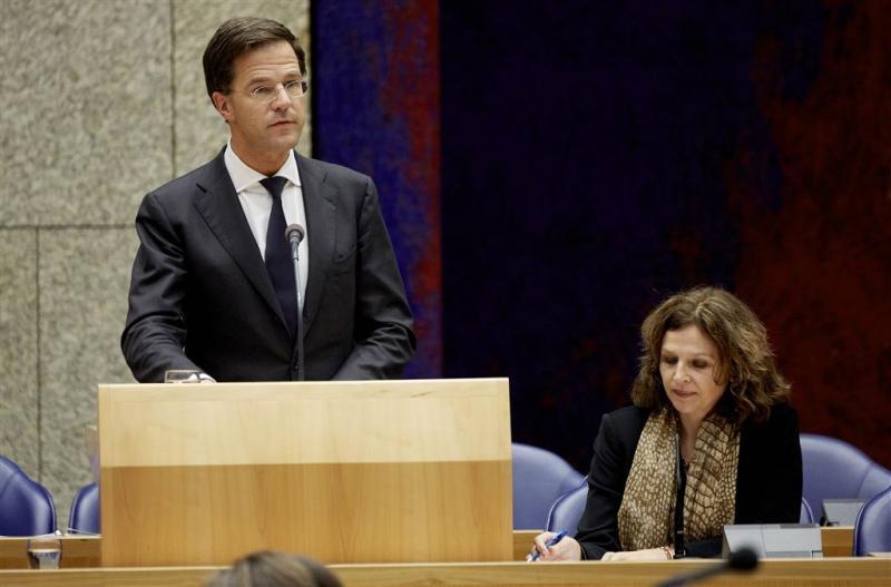Rutte en Schippers verschillen over PVV-lijn