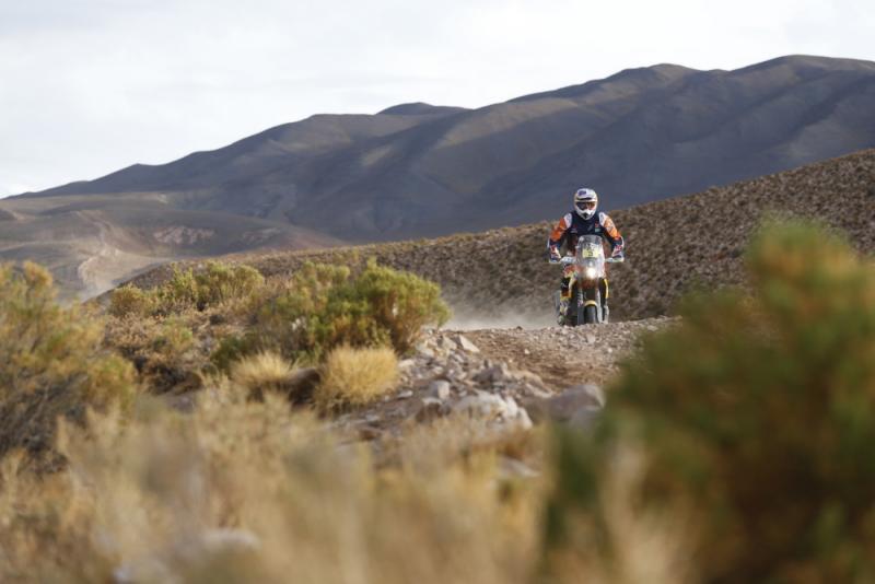 Derde dagzege Price in Dakar Rally (Pro Shots / Dppi)