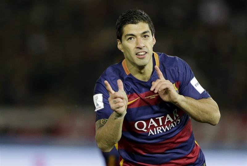 Suárez geschorst voor belediging