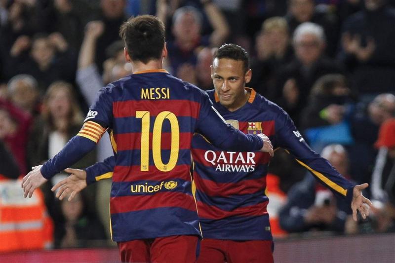 Barcelona domineert in UEFA-jaarteam