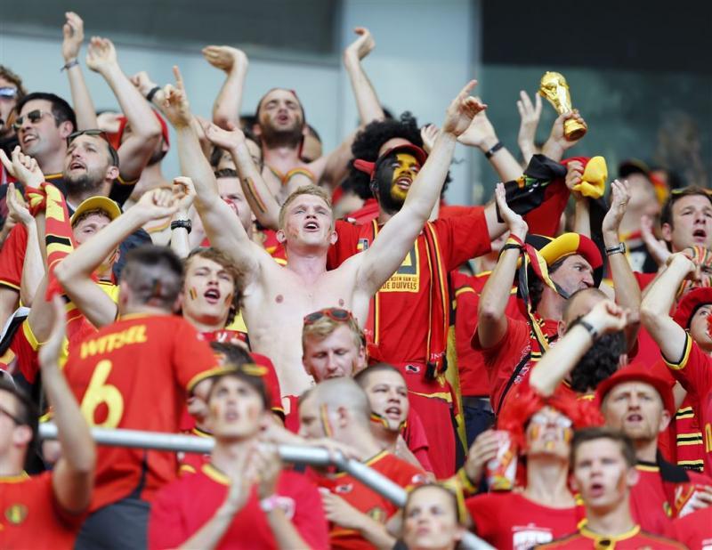 Weinig animo voor Belgische EK-tickets
