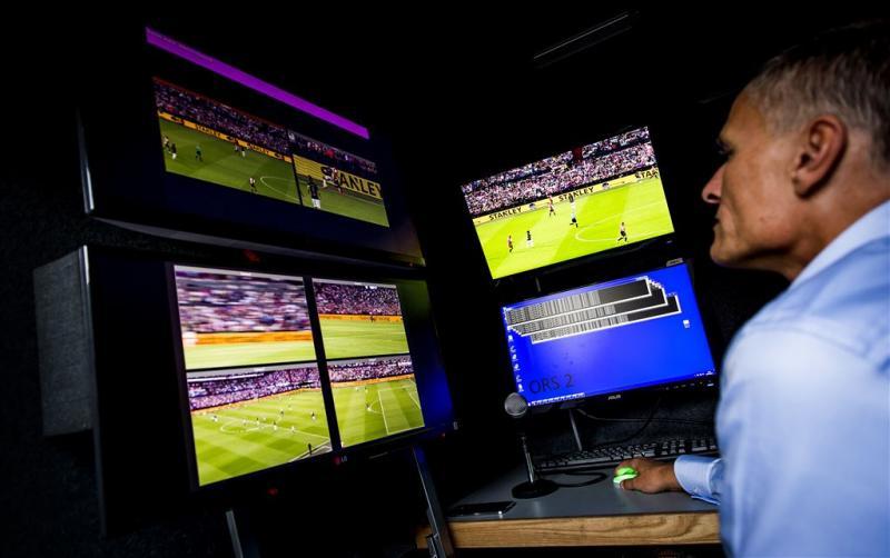 Video in voetbal weer een stapje dichterbij