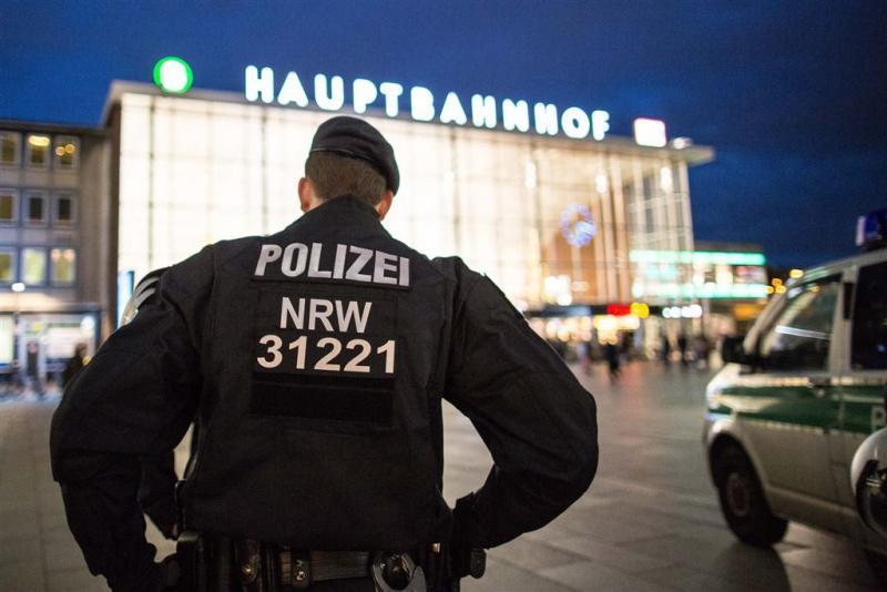 'Verdachten gepakt voor aanrandingen Keulen'