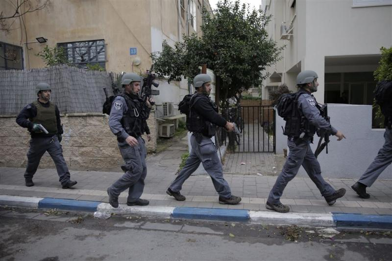 Groot terreuralarm in streek Tel Aviv