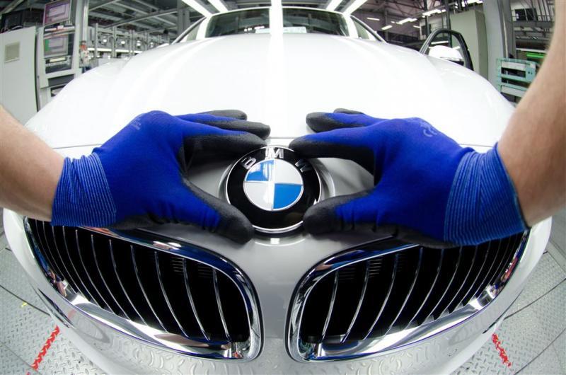 Vijfde jaarlijkse verkooprecord BMW op rij