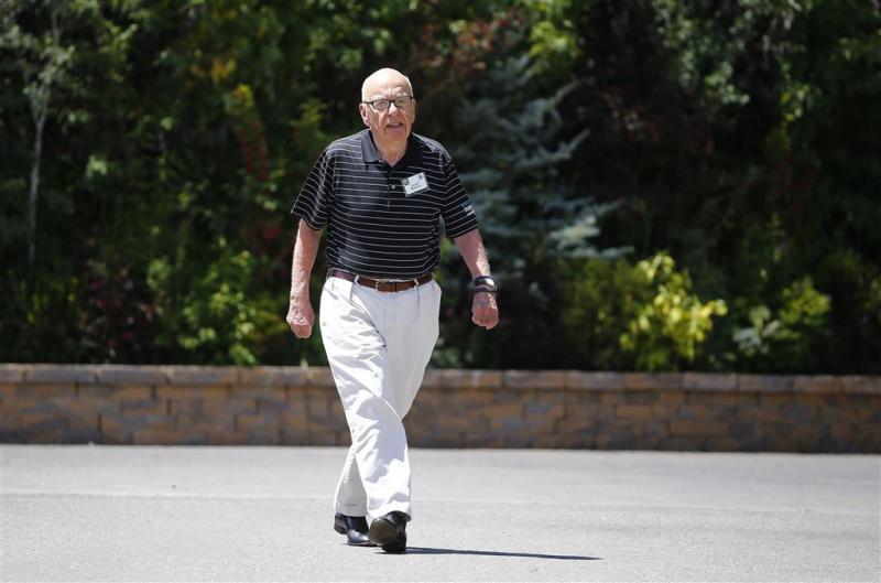 Mediamagnaat Murdoch (84) verloofd