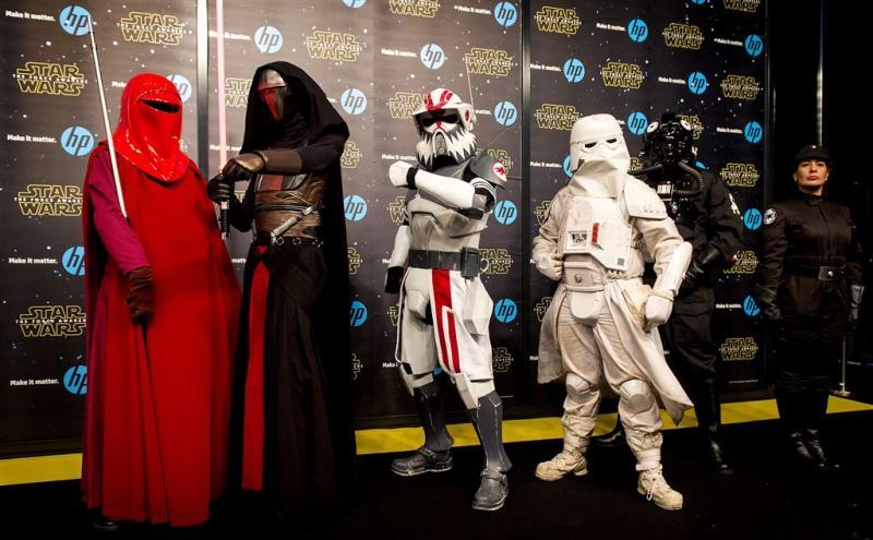 Force Awakens best bezochte Star Wars in bios