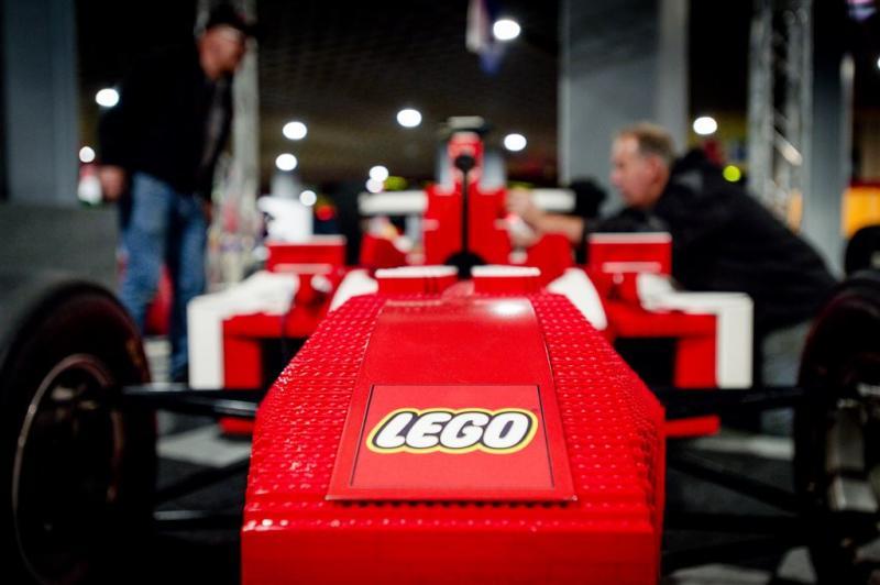 Boete voor Lego in Duitsland
