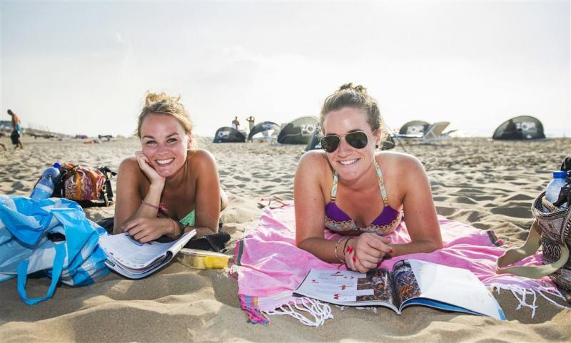 'Nederlanders vaker op vakantie in 2016'