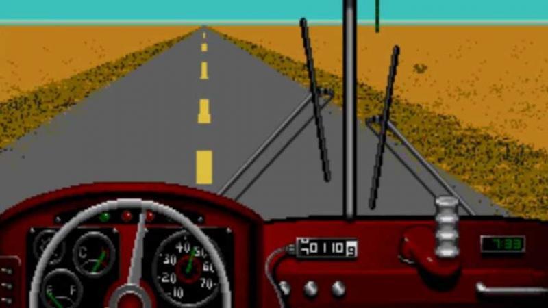 Randy Pitchford en Penn Jillette bezig met Desert Bus-remake