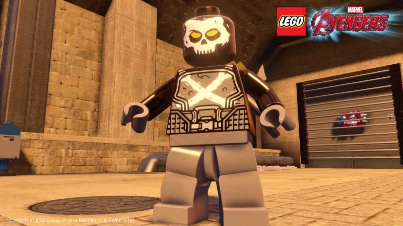 LEGO Avengers Crossbones