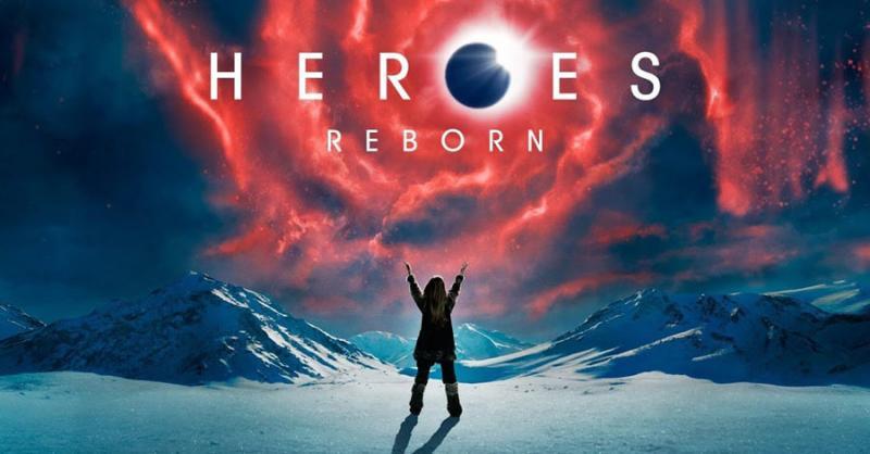 Heroes Reborn promo