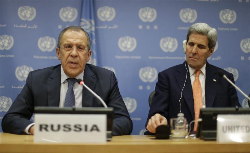 Snel Amerikaans-Russisch overleg in ZÃŒrich