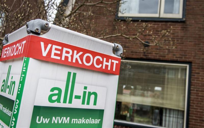 NVM-makelaars verkopen recordaantal woningen