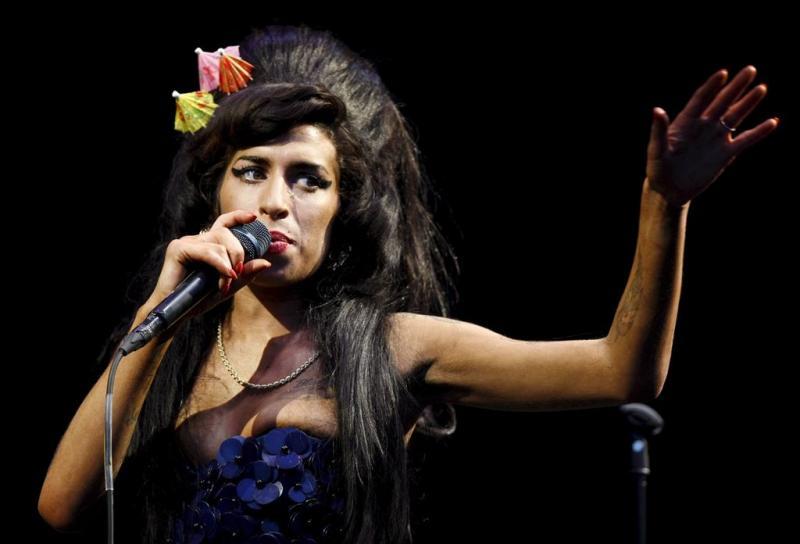 Amy Winehouse genomineerd voor Brit Award