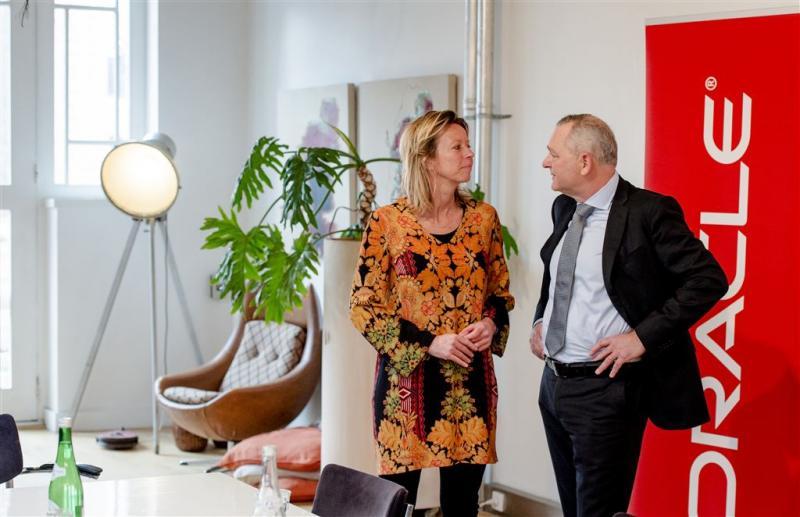 IT-reus Oracle opent kantoor in Amsterdam