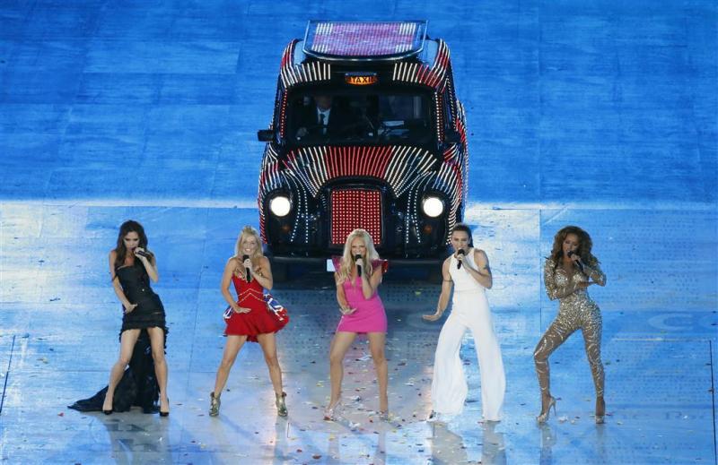'Spice Girls-reÌnie komt er ook zonder Posh'