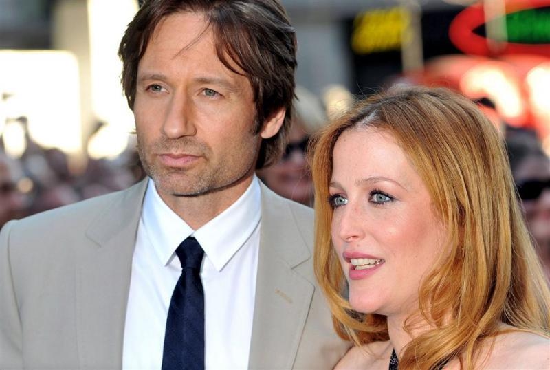 David Duchovny: Mulder en Scully uit elkaar