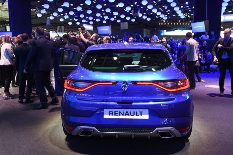 'Renault onderzocht voor emissiefraude'