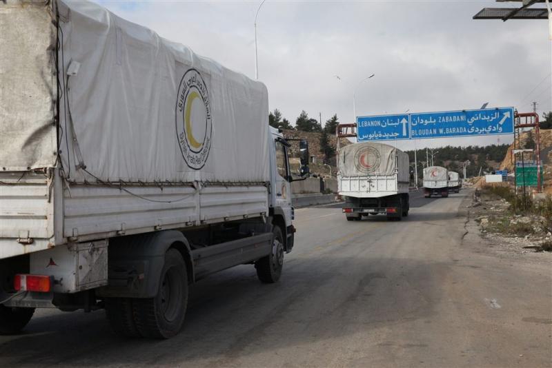 'Al 32 mensen doodgehongerd in Madaya'