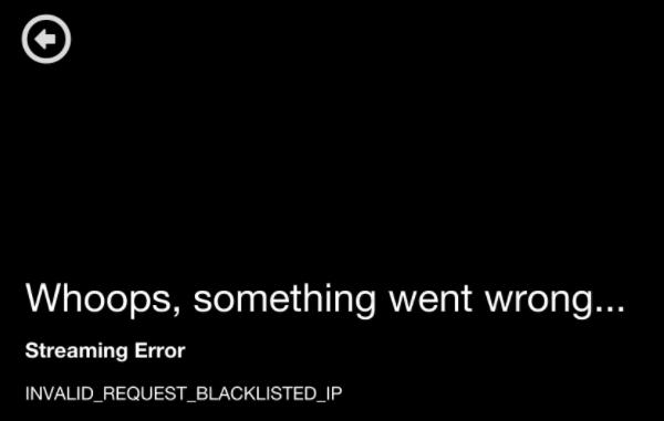 vpn block bij netflix