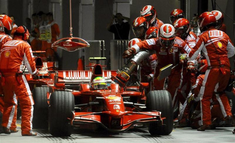 Formule 1 wil bijtanken toch weer terug