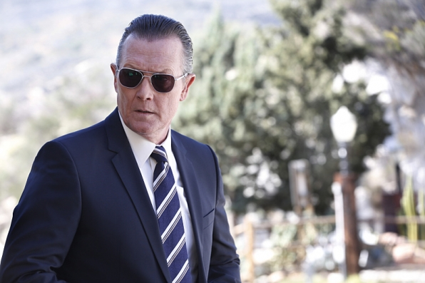 Robert Patrick in Scorpion