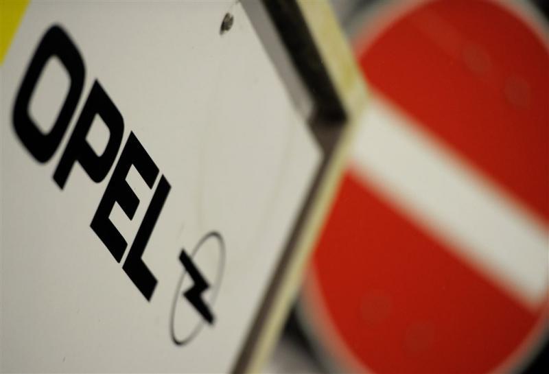 Opel ontkent gesleutel aan uitstoot Zafira's