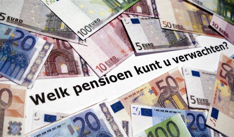 Voor pensioen meeste kans op armoede