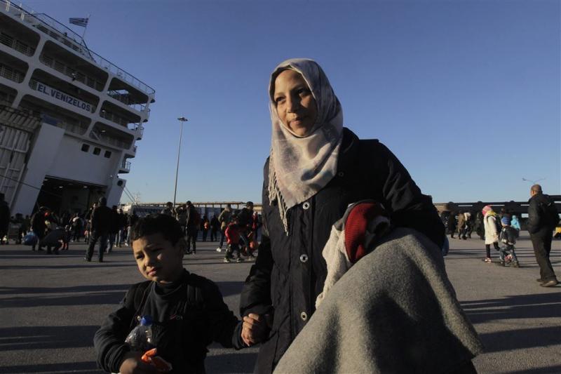 Amnesty: vrouwelijke vluchtelingen misbruikt