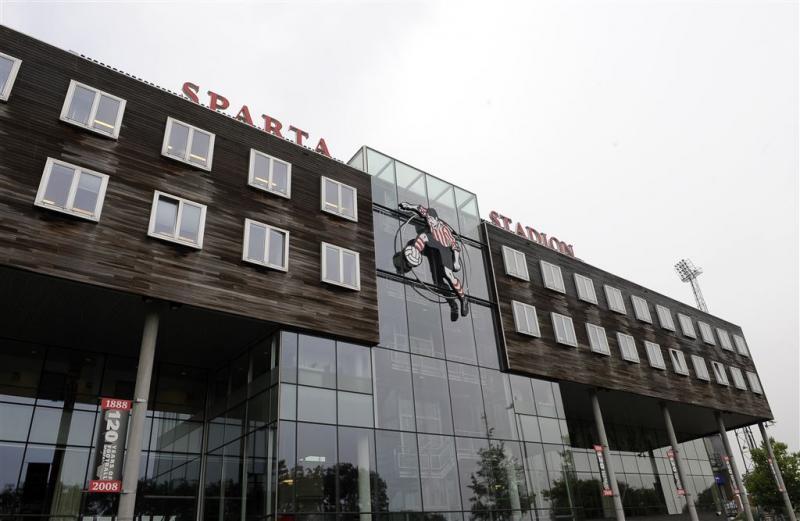 Sparta op dreef, VVV-Venlo onderuit