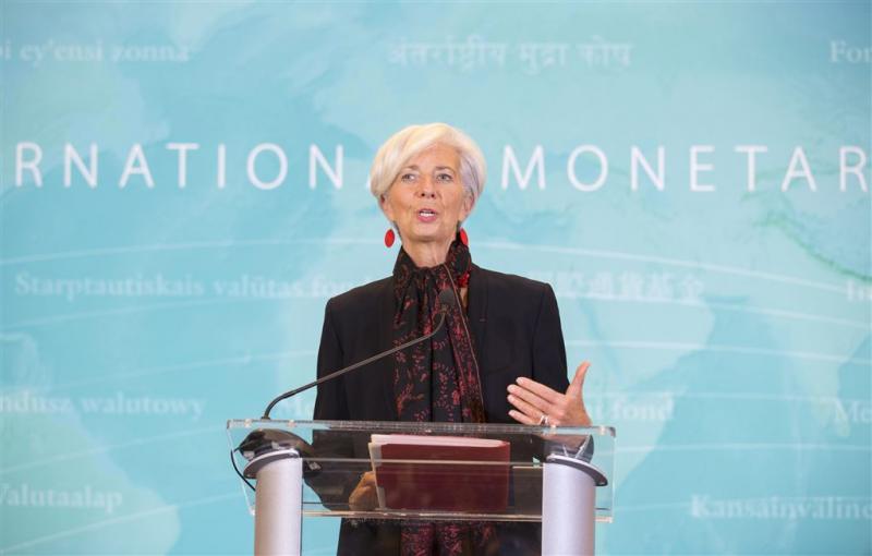 IMF tempert verwachtingen voor wereldeconomie