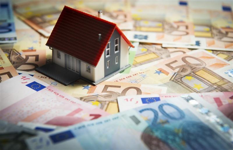 Minder verkochte woningen in december