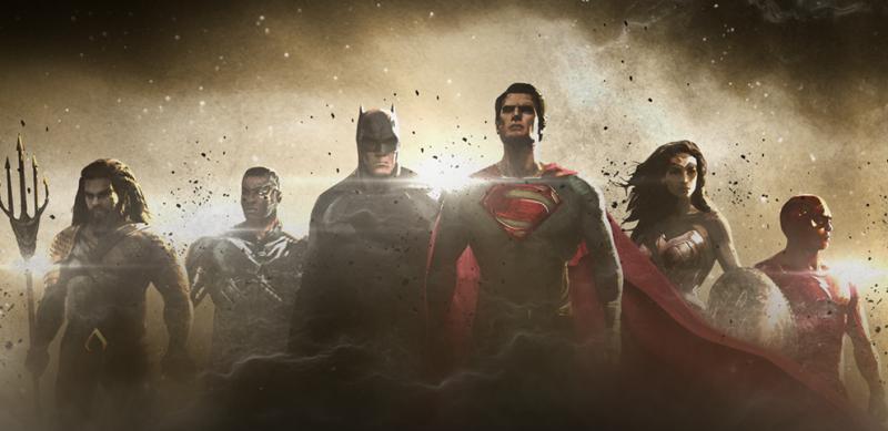 DC Films: Justice League concept