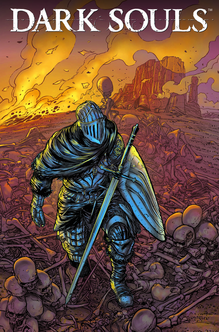 Dark Souls #1 cover_3