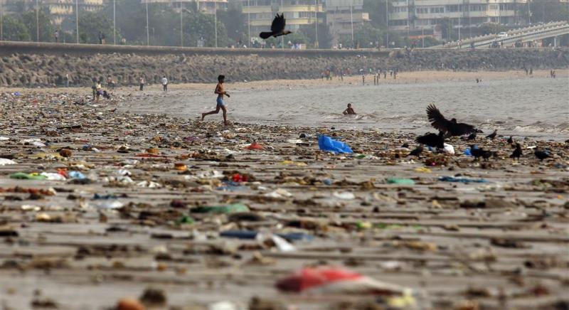 'In 2050 meer plastic dan vis in de zee'