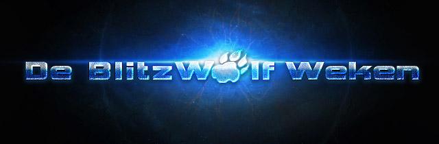 Blitzwolfweken bij Banggood!
