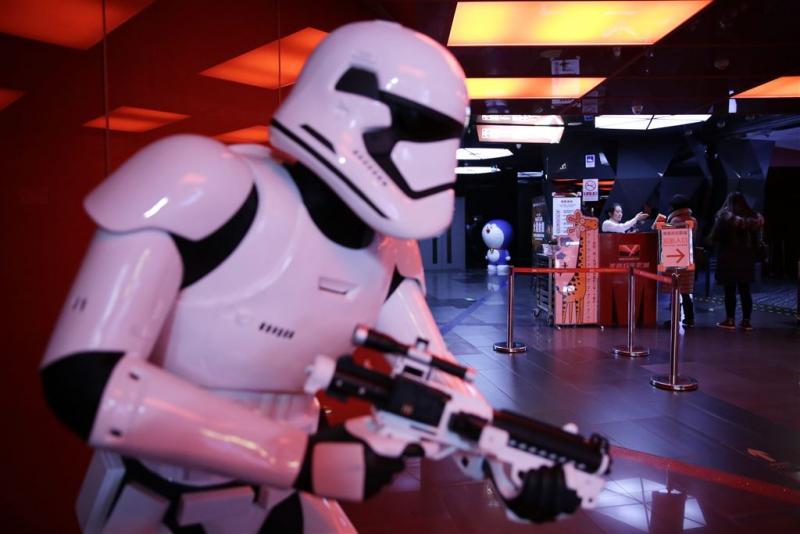 Star Wars in België voorbij miljoen bezoekers