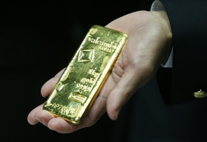 Goudprijs in de lift door onrust op beurzen