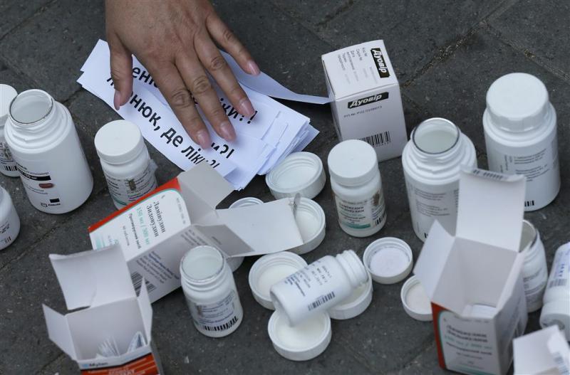 Een miljoen Russen hebben hiv