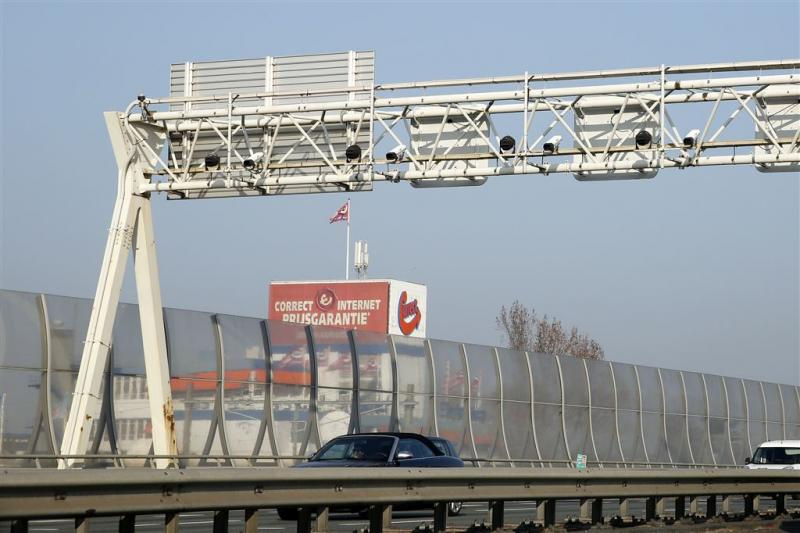 Trajectcontrole A4 Hoofddorp-Nieuw-Vennep