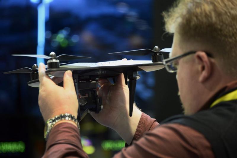 Drone tilt recordaantal kilo's op